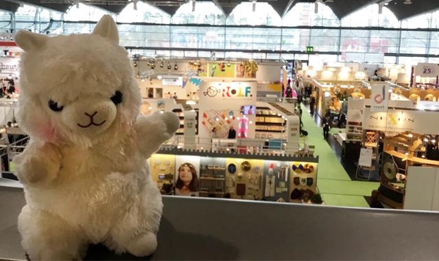 出張!!ニュルンベルク国際玩具見本市 in ドイツ