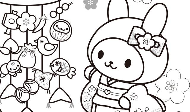 ぬりえ の記事 アミューズ最新情報 株式会社アミューズ オリジナルキャラクターの企画 製造 販売事業