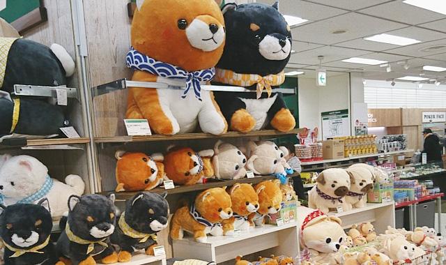 豆しば三兄弟やパンダのぬいぐるみが東急ハンズ新宿店で展開中!